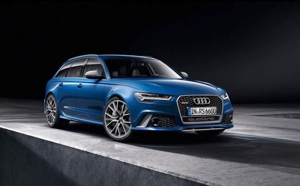 2018 Audi RS6 Avant Performance