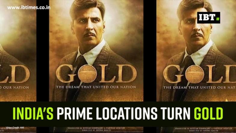 Indias prime locations turn Gold