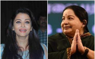 Aishwarya Rai to play Jayalalalithaa in her biopic?