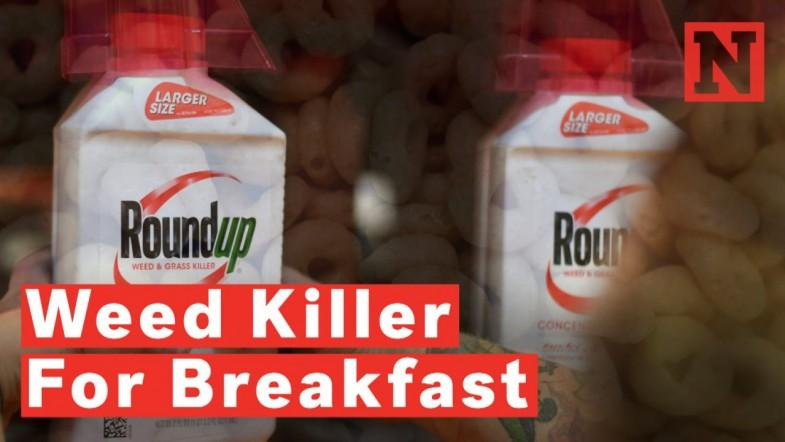 Dangerous Weed Killer Found In Numerous Breakfast Cereals