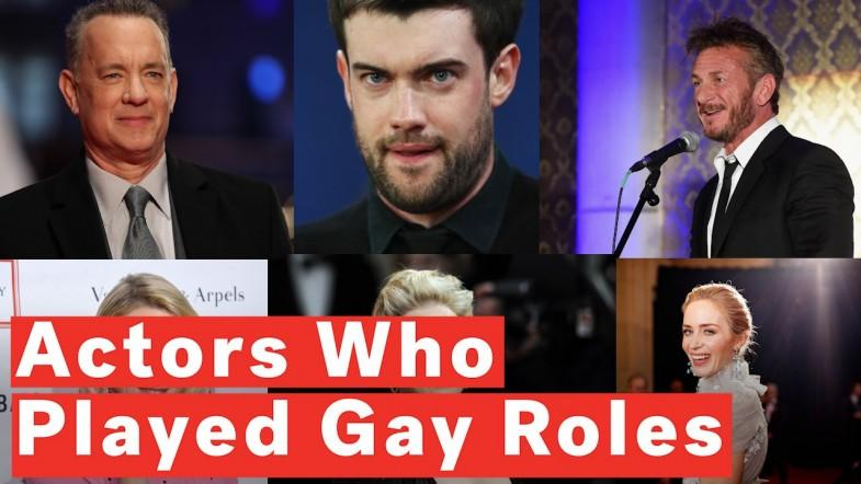 5 Straight Actors Who Have Played Gay Characters In Films