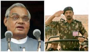 Why Atal Bihari Vajpayee's character not shown in Parmanu