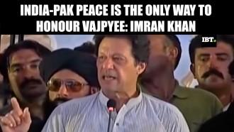 Watch what Pak's PM Imran Khan says about Vajpayee