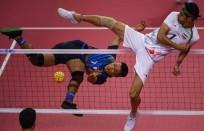 Sepaktakraw at Asian Games