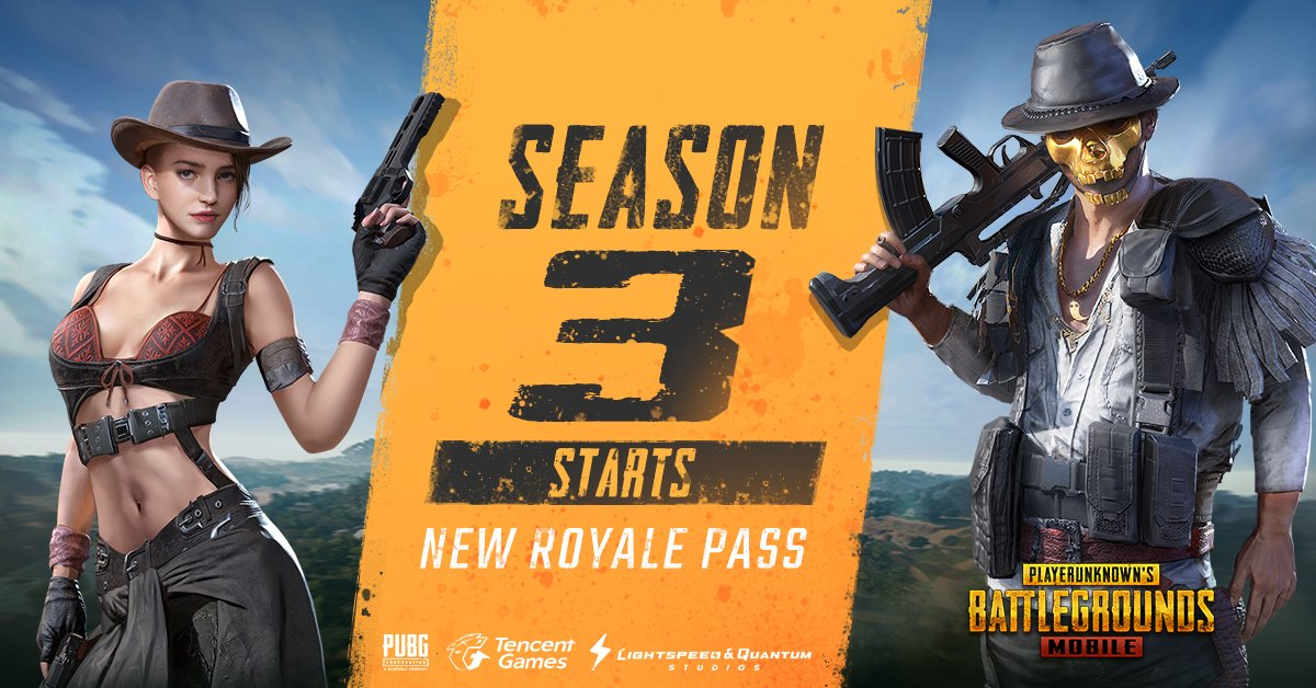 Pubg Wallpaper New Season: PUBG Mobile Update: Servers Back Online After Maintenance