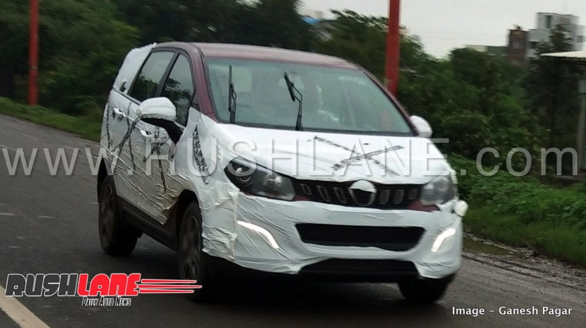 Suzuki Car Dealership >> Mahindra Marazzo (U321) bookings start; premium MPV launch ...