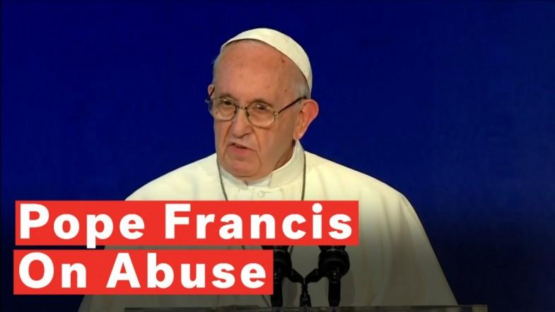 Pope Francis: Church Shamed by Repellent Irish Abuse