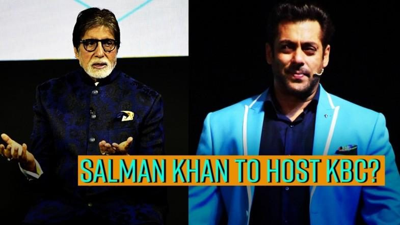 Salman Khan to host KBC?