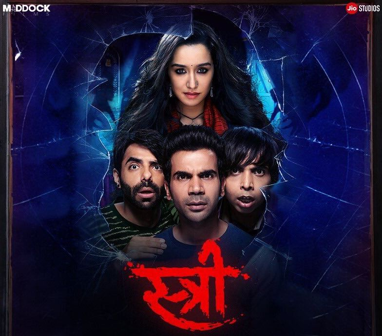 Stree full movie leaked online