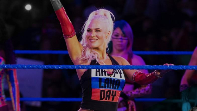 CJ Lana Perry On WWE Storytelling And Fighting