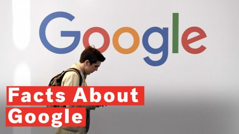 10 Crazy Facts About Google