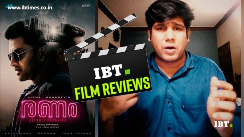 Ranam Movie Review by Nirmal Narayanan of IBTimes | Prithviraj | Rahman | Isha Talwar