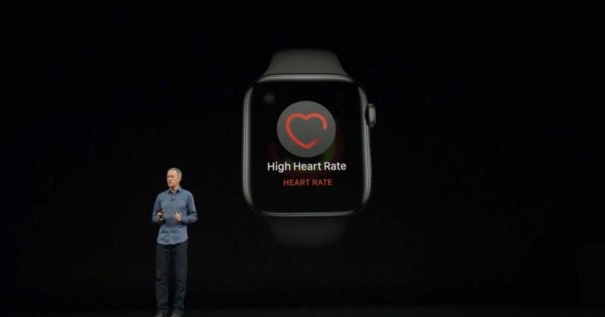 Apple, Watch series 4,