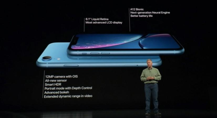 Apple, iPhone XR