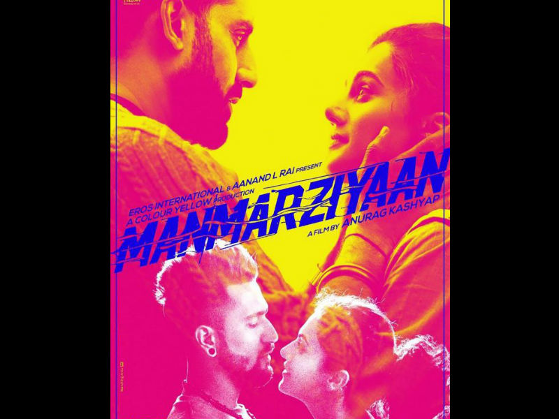 Manmarziyan (Manmarziyaan) movie review and rating by audience ...