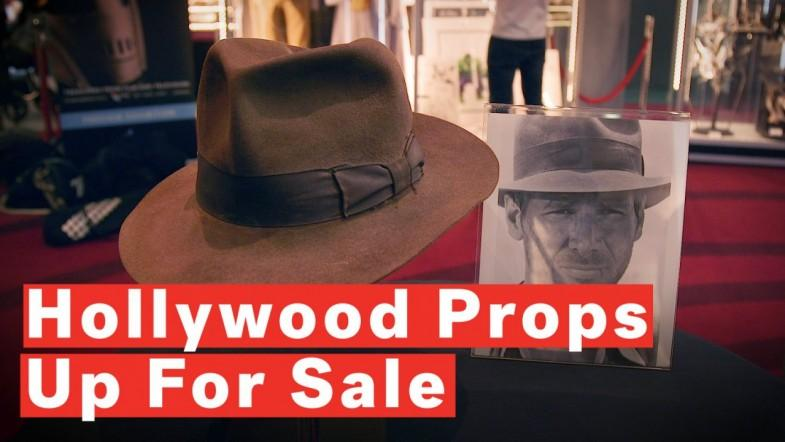 Rare Hollywood Props Expected To Fetch Millions At Auction