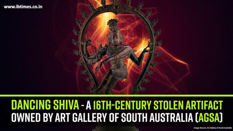 16th-century Dancing Shiva statue in Australian art gallery was stolen from Tamil Nadu