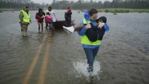 Hurricane Florence Claims First Victims In North Carolina