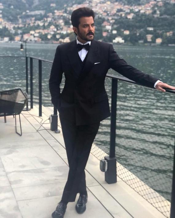 At 63 Anil Kapoor Doesn T Seem To Age Gets Inked For Malang Ibtimes India