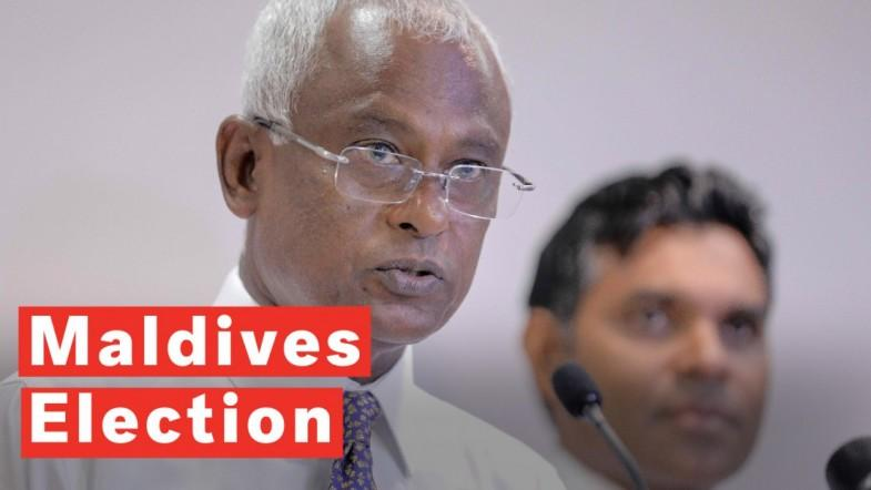 Maldives Election: Surprise Victory For Opposition Leader Solih