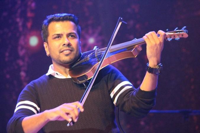 Violinist Balabhaskar