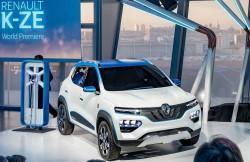 Renault K-ZE concept, Renault Kwid electric