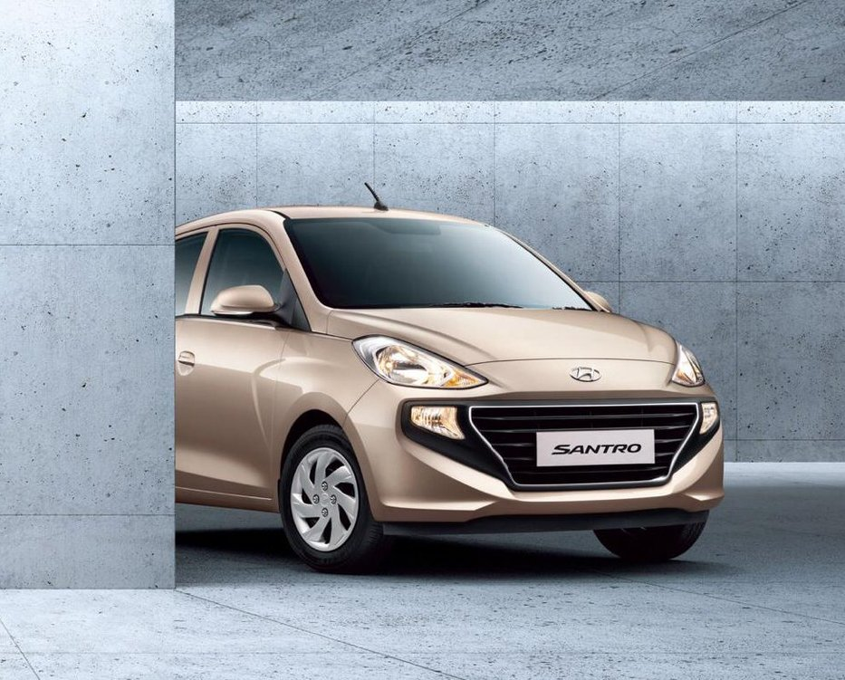 2018 hyundai santro unveiled in india specs features bookings and launch date revealed. Black Bedroom Furniture Sets. Home Design Ideas
