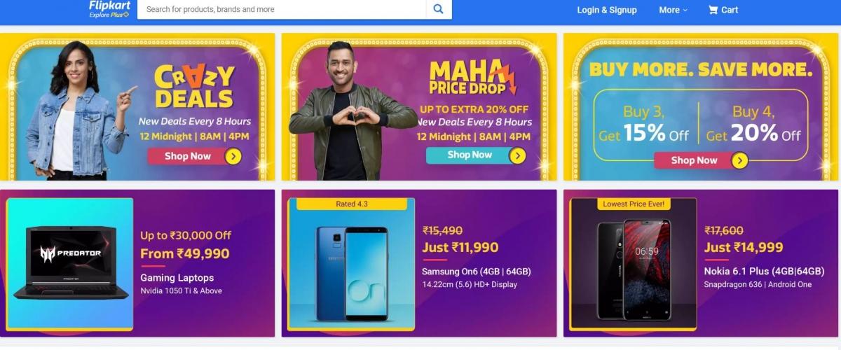 Flipkart Big Billion Days Sale: Top deals on smartphones