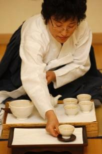 Dado- Korean Tea Ceremony