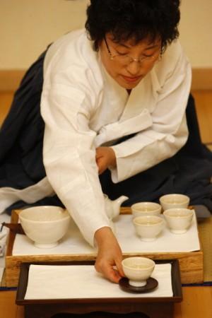 Dado- Korean Tea Ceremony