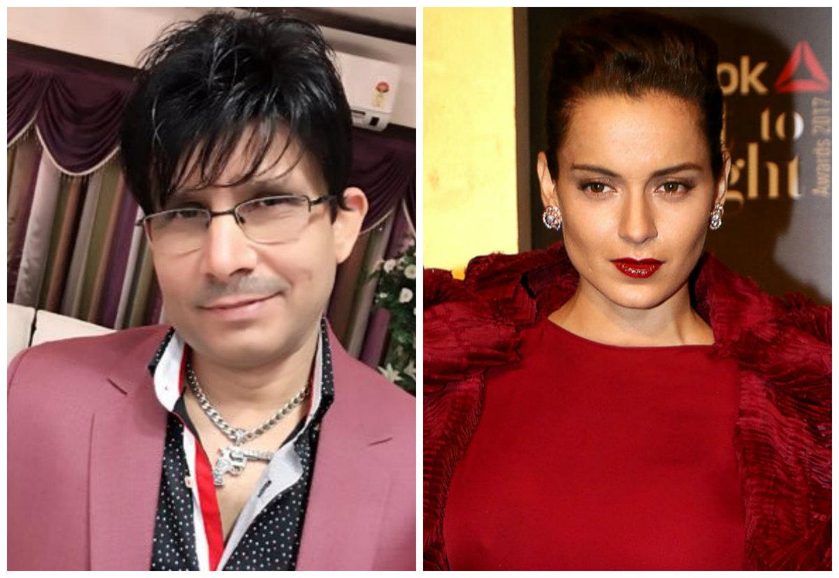 Kamaal R Khan aka KRK fears Kangana Ranaut used 'black magic' on him -  IBTimes India
