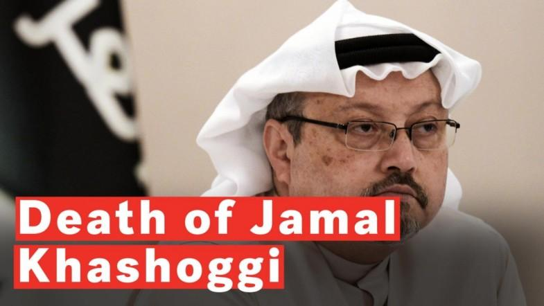 Saudis Confirm The Death Of Jamal Khashoggi