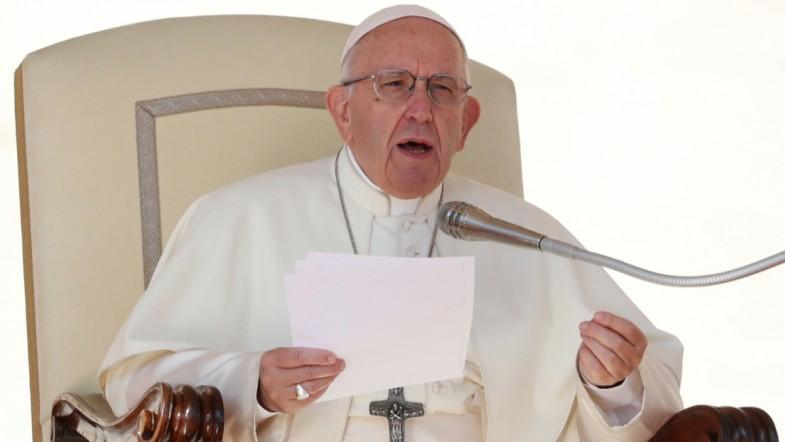 Pope Francis Compares Abortion To Hiring A Hitman