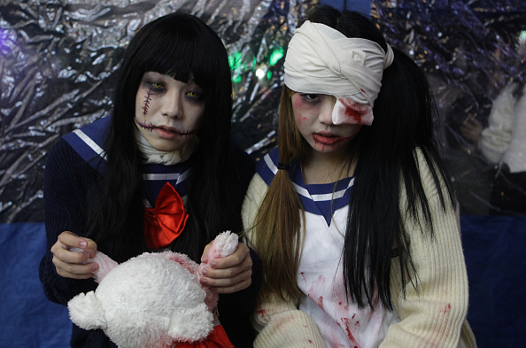 From Zombies To Virgin Ghost Look Here S How You Can Celebrate Halloween In Korean Style Ibtimes India