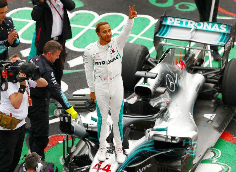 lewis hamilton seals fifth formula 1 world championship at 2018 mexico gp