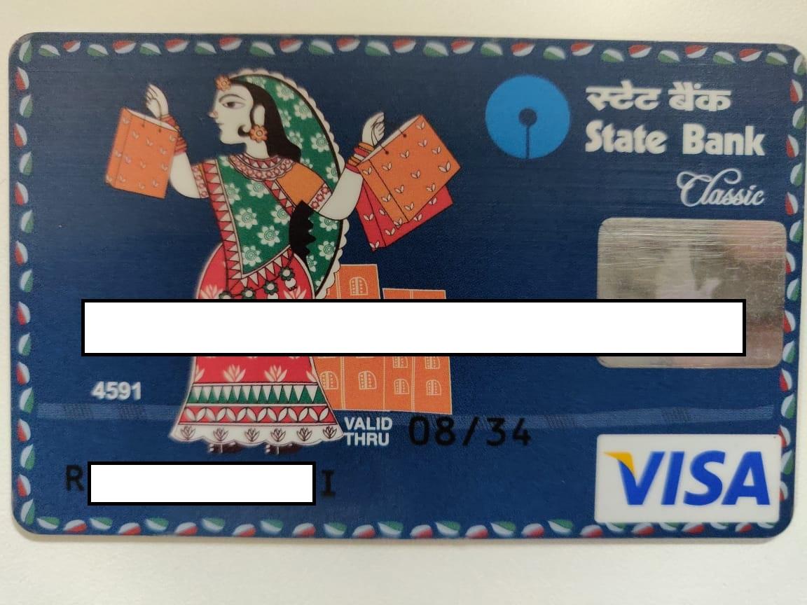 Sbi international debit card apply