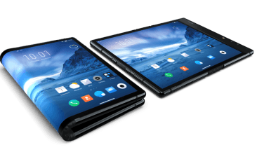FlexPai - world's first foldable smartphone - is here