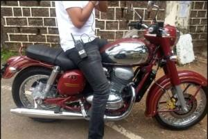 Launch Ready Jawa Motorcycle Unmasked In Spy Image Royal Enfield