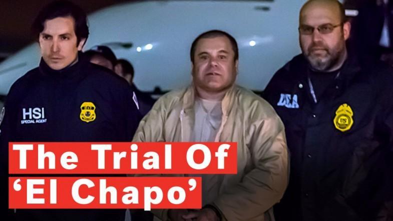The Trial Of Joaquin El Chapo Guzman Loera