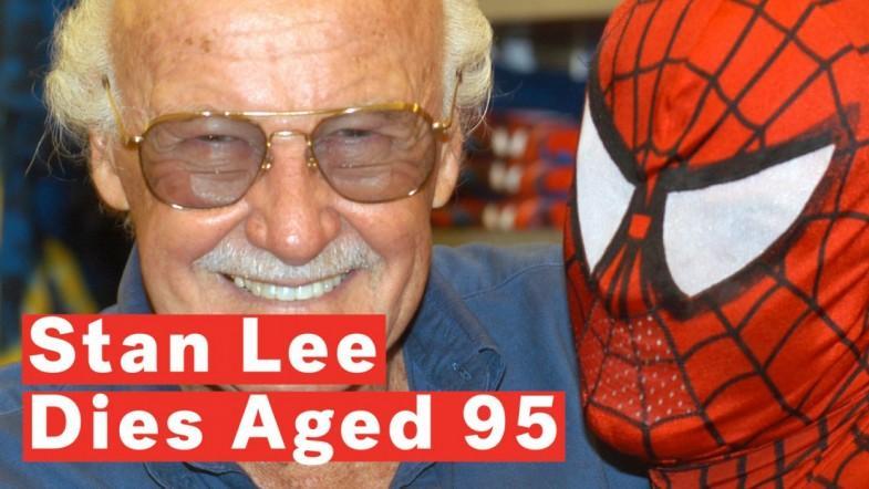 Comic Book Legend Stan Lee Dies At Age 95