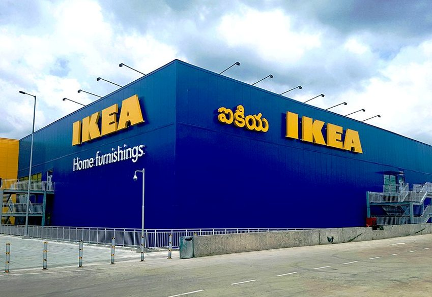 ikea india yet to start online sales but products are on sale on amazon flipkart ibtimes india. Black Bedroom Furniture Sets. Home Design Ideas