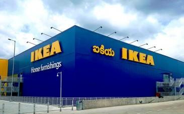 IKEA store in Hyderabad, India