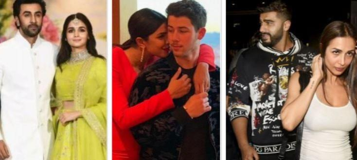 From Ranbir Alia To Priyanka Nick Celeb Couples With More Than 10 Years Of Age Difference Ibtimes India