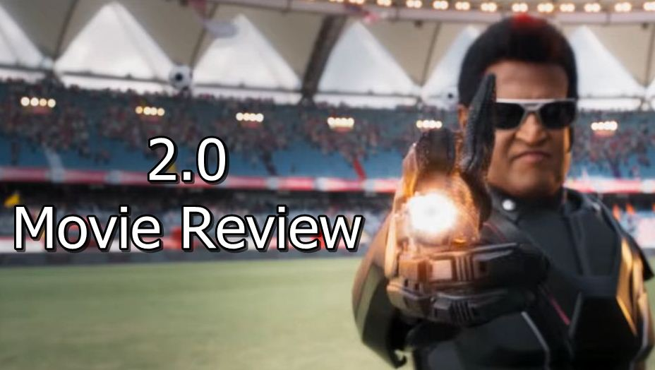 2 0 Movie Review And Ratings A Visually Arresting Shankar S