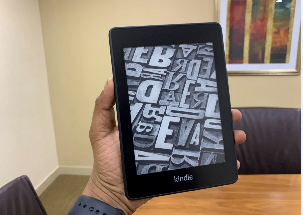 Amazon Kindle Paperwhite (4 Gen) review: Best e-book reader is now
