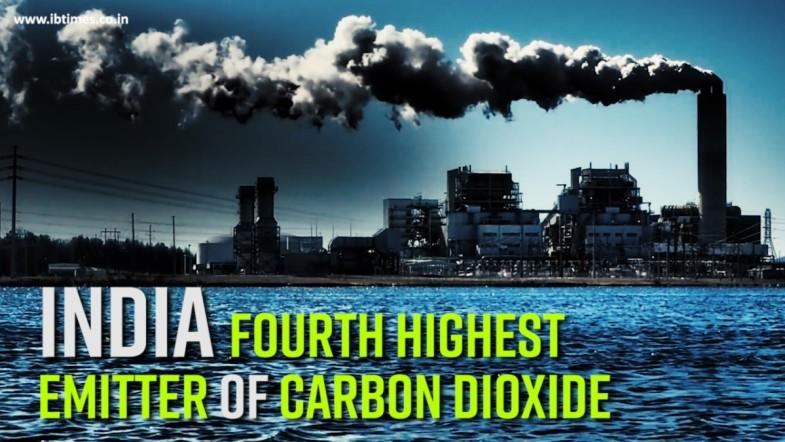 India fourth highest emitter of carbon dioxide