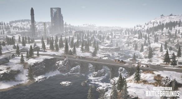 PUBG Mobile is getting Vikendi snow map