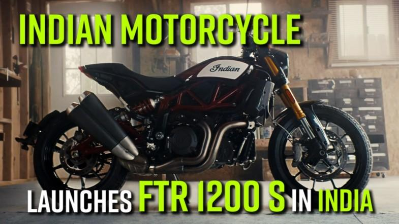 Indian Motorcycle launches FTR 1200 S in India