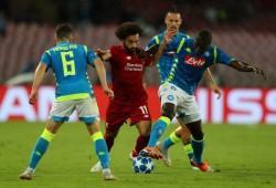 Salah Liverpool Napoli