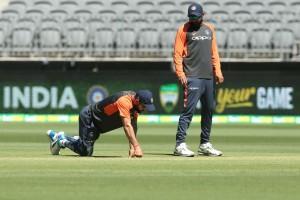 Virat Kohli Mohammed Shami India cricket team